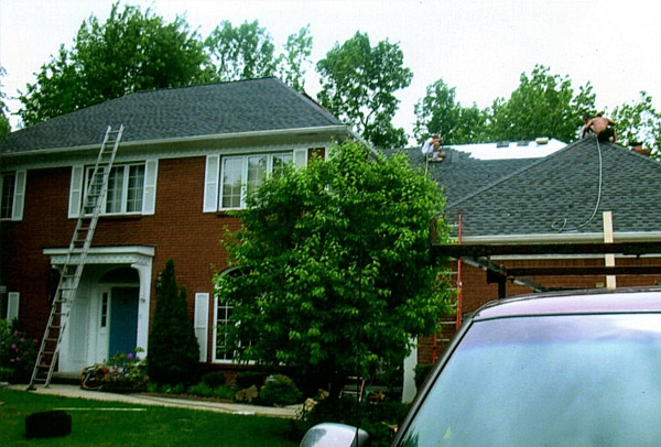 Shingle Installation Services