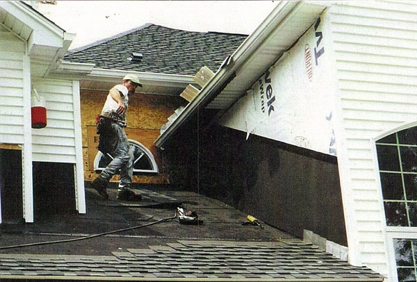 Shingle Replacement Services